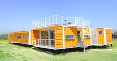 5 More Spectacular Shipping Container Projects