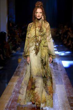 Jean Paul Gaultier Fall 2016 Couture Fashion Show - Kristin Zakala
