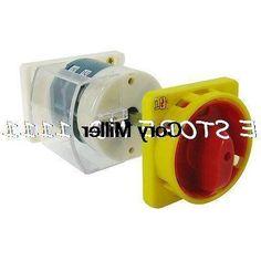26.54$  Buy now - https://alitems.com/g/1e8d114494b01f4c715516525dc3e8/?i=5&ulp=https%3A%2F%2Fwww.aliexpress.com%2Fitem%2FAC-380V-40A-500V-20A-Cut-off-8-Screw-Terminals-Rotary-Changeover-Switch%2F1786577781.html - AC 380V 40A 500V 20A Cut off 8 Screw Terminals Rotary Changeover Switch