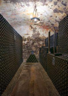 Wine Cellar, ITALY, by Jason Arney