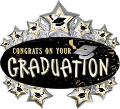 Foil Star Marquee Graduation Balloon - Supershape Balloons - Graduation - Special Occasions - Categories - Party City