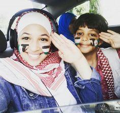 A JORDAN hijab look by Lelyan Al-brayseh.#hijab #fashion #love