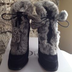 I just discovered this while shopping on Poshmark: Christian Dior Exploratrice Ankle Boot 40 NWT &boxNWT. Check it out! Price: $828 Size: 10, listed by kleinlori