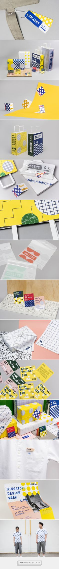 Brand Identity for Gallery & Co. by Foreign Policy — BP&O - created via https://pinthemall.net