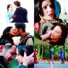 They're eachother's second chance, They both lost their first love and then they lost eachother😢 - My slow mind just realized something. True loves kiss didn't work for Marian and Robin because that was Zelena and not just because he didn't love Marian. - Also who wants a CS version of this? I love killing people and myself with sad parallels [#ouat #onceuponatime #robinhood #reginamills #evilqueen #outlawqueen #outlawmaiden #stablequeen ]