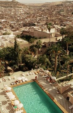 Bored of overcrowded tourist hotspots and stuck for travel ideas? Take a look at these alternative destinations for some vacation inspiration. Places To Travel, Travel Destinations, Places To Go, Marrakesh, Riad Fez, Tanger Morocco, Morocco Travel, Travel Goals, World Heritage Sites