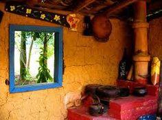 Resultado de imagem para janelas e portas rusticas para casa de roca