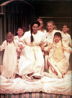 Marie Osmond in the Sound of Music, Boston 1994