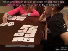 This math game helps kids with spatial relationships, benchmarks of 5 & One/Two More & Less along with so much more. Get the cards they are playing with . Build Math, First Grade Math, Number Sense, Numeracy, Game 1, Math Games, Math Centers, Get One, The Creator