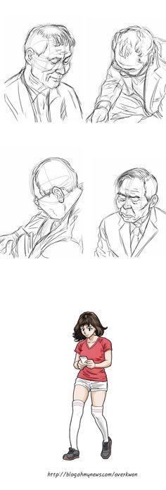 http://blog.ohmynews.com/overkwon/525171 오버권 overkwon 아이패드 iPad 스케치  sketch