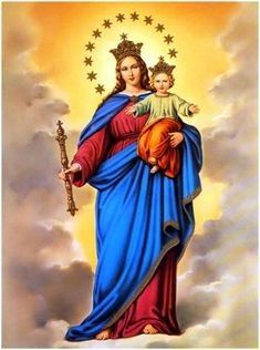 Religious Pictures, Jesus Pictures, Divine Mother, Mother Mary, Michael Jackson Dangerous, Lady Of Mount Carmel, Mary And Jesus, Holy Mary, Art Thou