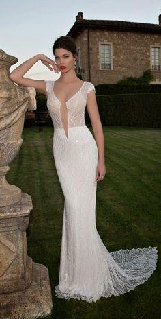 Hermosos vestidos de novia | Colección Berta 2015