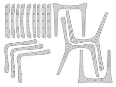 Diatom is raising funds for SketchChair: Furniture Designed by You on Kickstarter! An open-source tool that allows anyone to design and build their own furniture, as well as share these within an online community. Steel Furniture, Furniture Plans, Furniture Decor, Furniture Design, Furniture Cleaning, Furniture Dolly, Furniture Logo, Furniture Showroom, Urban Furniture