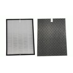Crucial Air Filter and Carbon Filter Kit Fits Rabbit BioGS / BioGP SPA-421A and SPA-582A