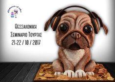 Σεμινάριο πώς να φτιάξετε τούρτα με μορφή σκύλου, σεμινάριο ψυχολογίας, παραστάσεις, γιορτές και συναντήσεις με πολλές εκπλήξεις, δώρα και συμβουλές από...