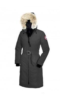 Canada Goose Whistler Parka Graphite Women #canadagoose #whistler #parka #jacket #thanksgiving #Halloween #blackFriday