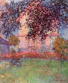 Monet's House in Argenteuil Claude Monet