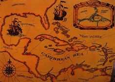 pirate maps for kids | Miss Ns Circle of Life♛: I'm a Pirate, Take Me To Stranger Tides!