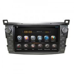 Sistem GPS Toyota RAV4  2013 cu Android 4.2