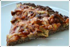 Pizza de Carne y sin Carbohidratos