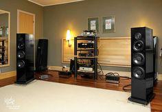 Proac Carbon 8 speakers