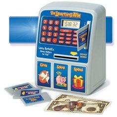 Educational Insights Fun Classroom Resources: 4 Inch Gear Clock (6 Count) Bundled with Play Money - Coins, Bills & Tray Add To Cart There is a problem adding to cart.