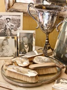 Vintage French Soul ~ Horse Country Chic: A Trophy Life Vintage Love, Vintage Silver, Antique Silver, Tarnished Silver, Antique Jewelry, Equestrian Decor, Equestrian Style, Silver Trays, Silver Plate