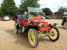 Stanley Model R-20hp-1909.