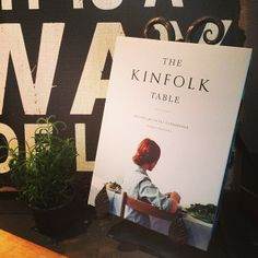 #kinfolk the perfect book