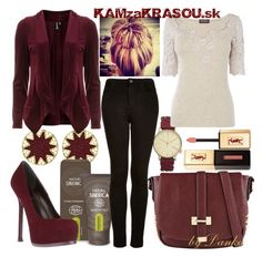 Párty look - KAMzaKRASOU.sk #partylook #clothes #lace
