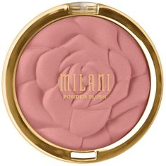 Milani Rose Powder Blush (81 MAD) ❤ liked on Polyvore featuring beauty products, makeup, cheek makeup, blush, beauty, cosmetics, fillers, powder blush and milani blush