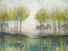 Settled, 36 x 48, Sarah Goodnough Art