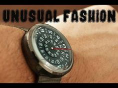 Cool , Crative & Unusual Fashion Accessories You Should See Cool Gadgets, Smart Watch, Bracelet Watch, Fashion Accessories, Watches, Cool Stuff, Smartwatch, Wrist Watches, Cool Things