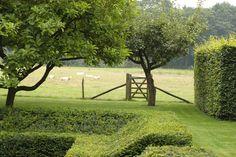 Ontwerp en aanleg groene boerderijtuin