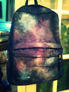 Hand #Painted #Hipster Galaxy #Backpack,  View more on the LINK: 	http://www.zeppy.io/product/gb/3/255656509/
