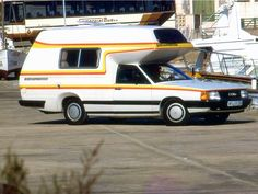 Bischofberger Family Reisemobil (typ 44) '1985–87 Rv Pictures, Audi, Car Camper, Rv Trailers, Travel Trailers, Cool Campers, Motorhome, Recreational Vehicles, Vans