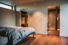 Singelfamily house  Built: 2016 Architect: Marita Hamre Floor: Walnut Andante, Boen Flooring