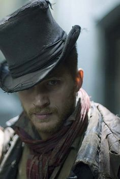tom hardy in oliver twist