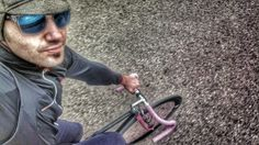 Our Pinky Fixie updated - New Pics! http://owl.li/tcbZQ #fixie #fixedgear #photos #pics #productreview #bike