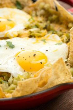 Breakfast Nachos Have No Right Being This Good