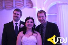 Cheryl and Tom got married this past weekend (02.28.14) at the Ram's Head Inn! #UFDJ #Unforgettabledjs #NJWeddingDJ