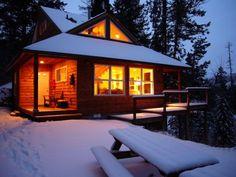 Lostine River Cabin