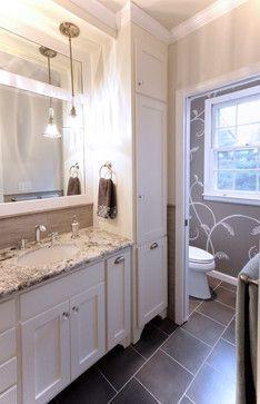 Transitional Style Master Bath Renovation - traditional - bathroom - charlotte - Kustom Home Design - mybungalow.org