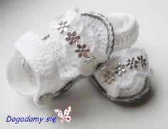 Sandalen - Fotosession von Häkeln für Kinder auf DaWanda.com