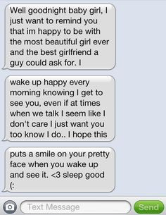 Cute Goodnight Texts To Send Your Boyfriend 16 Best Quotes