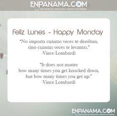 ¡ Levántate ! ... Get Up ! ...| #PANAMA #EnPanama #TRAVEL #VIAJES #QUOTES #CITAS https://www.facebook.com/en.panama  EnPanama.com