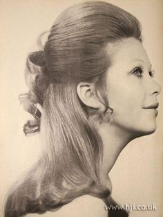 Amazing Poodles High Ponytails And 1960S On Pinterest Short Hairstyles Gunalazisus