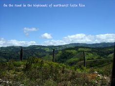 North West, Costa Rica, Mountains, Nature, Travel, Viajes, Traveling, Nature Illustration, Off Grid