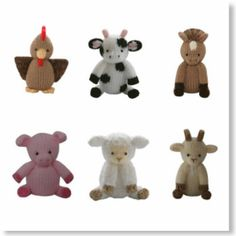 Knitables Farmyard Collection