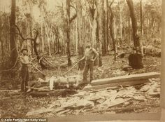 The unearthed photo of Ned Kelly believed to be on the right with new evidence growing the man on the left is his brother Dan Kelly Six Photo, Ned Kelly, The Kelly Family, Photo Caption, Farm Hero Saga, Family Posing, Melbourne, Past, Old Things